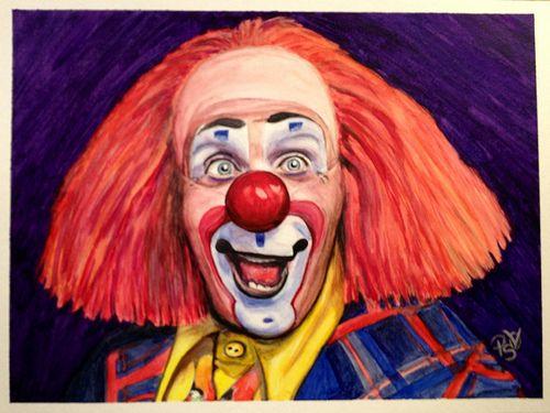 Artist clown dictator essay