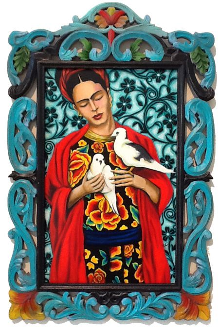 Artist Frida Kahlo was born on July 6, 1907, in Coyocoán, Mexico City, Mexico. Considered one of Mexico's greatest artists, Frida Kahlo began painting after she was severely injured in a bus accident. Kahlo later became politically active and married fellow communist artist Diego Rivera in 1929. She exhibited her paintings in Paris and Mexico before her death in 1958.