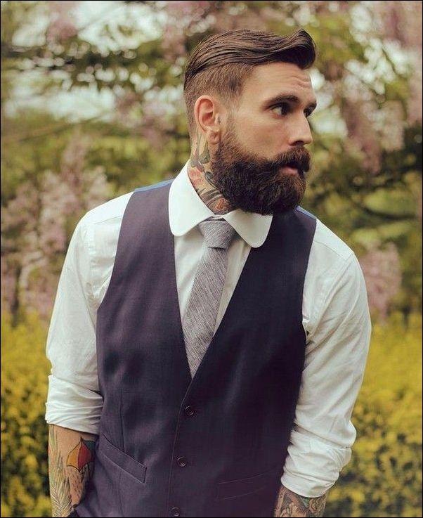 20 zurückgekämmt Hipster-Frisuren für Männer – Mädchen Lieben ...