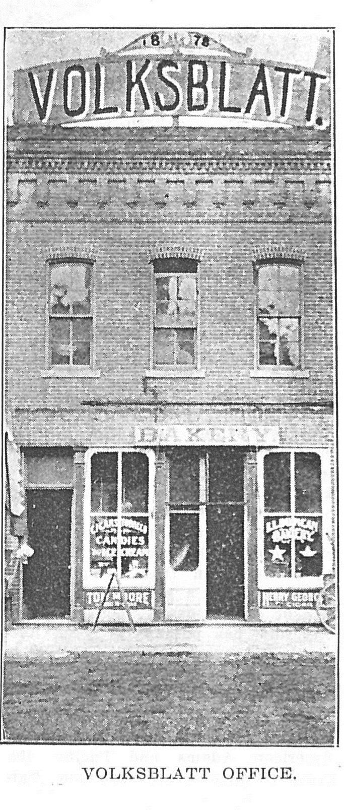Illinois effingham county teutopolis - First German Newspaper In Effingham Fiftieth Anniversary Souvenir Of Effingham Illinois