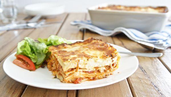 A traditional Italian pasta recipe.