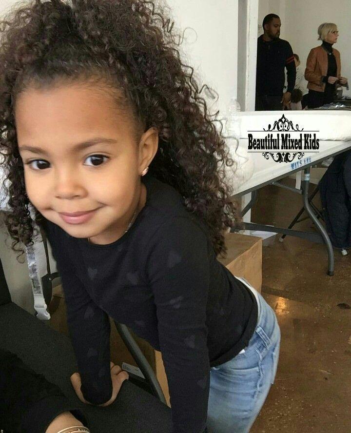 Chloé Monroe Guerrero aka Lola - 4 Years • Dominican & Puerto Rican ❤ FOLLOW @beautifulmixedkids on instagram WWW.STYLISHKIDSAPPAREL.COM