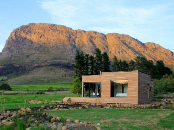 Les 25 meilleures idées de la catégorie Petites maisons préfabriquées sur Pinterest Maisons  # Maison Bois Préfabriquée