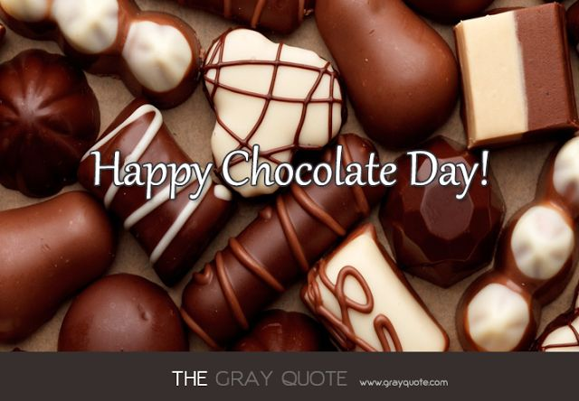 Happy Chocolate Day picture Quotes, Chocolate Day Quotes Wishes with Images : Chocolate Day Pictu...