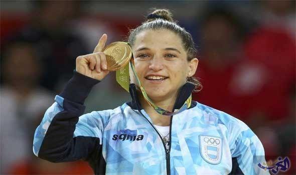 الأرجنتينية باولا باريتو تفوز على الكورية الجنوبية…: منحت الأرجنتينية باولا باريتو أول ذهبية في رياضة الجودو، عندما فازت في نهائي وزن دون…