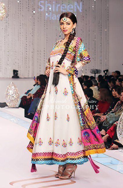 Gorgeous Anarkali Dress
