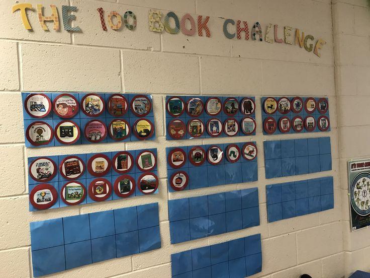 100 Book Challenge Anchor Chart Arcspiration 100 Book Challenge Book Challenge 100 Book
