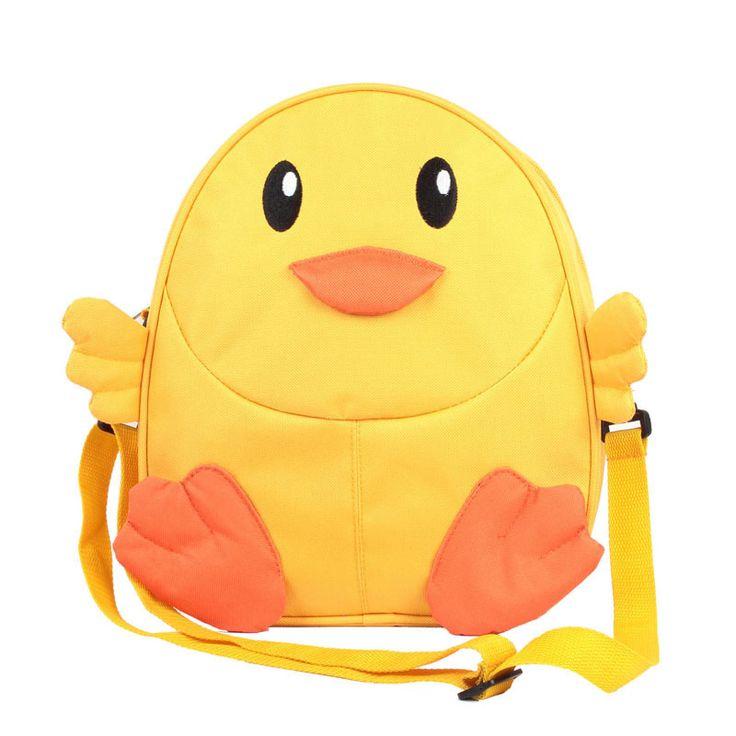 New Kids 3d Duck Children Primary School 1-3 Grade Kawaii School Bags For Boys and Girls Backpack School Mochilas Infantis - Top Kawaii - Best Online Kawaii Shop Top Kawaii - Best Online Kawaii Shop