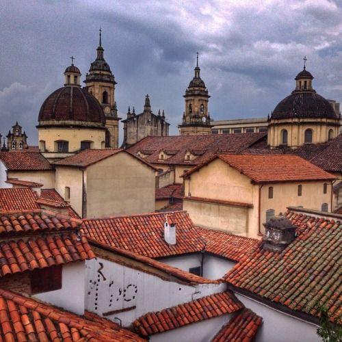 Techos en Bogotá