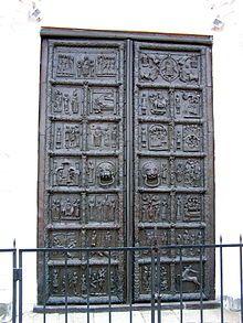 Drzwi płockie, Nowogród Wielki