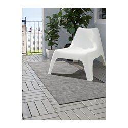 IKEA - HODDE, Teppe flatvevd, inne/ute, 80x200 cm, , Slitesterkt, flekkbestandig og lettstelt, siden teppet er laget av syntetfiber.Teppet er perfekt til utendørs bruk, siden det tåler regn, sol snø og smuss.