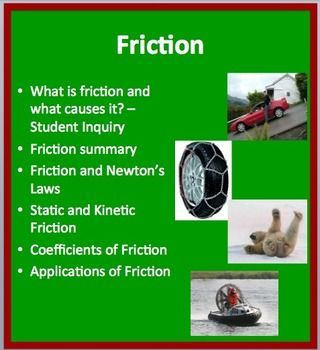 Forces and Motion: Basics