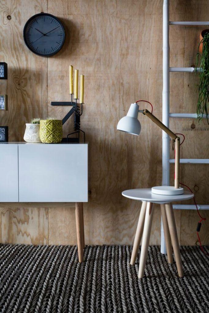 Zuiver Lampka Biurkowa Study Biała 5200012 : Lampy stołowe dziecięce : Sklep internetowy Elektromag Lighting #scandinavian #lighting #lamp