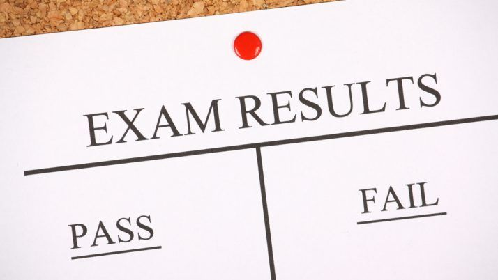 Get exam results