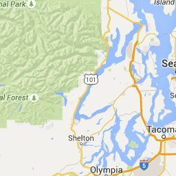 The Hood Canal Loop | Washington Scenic Drives on myscenicdrives.com