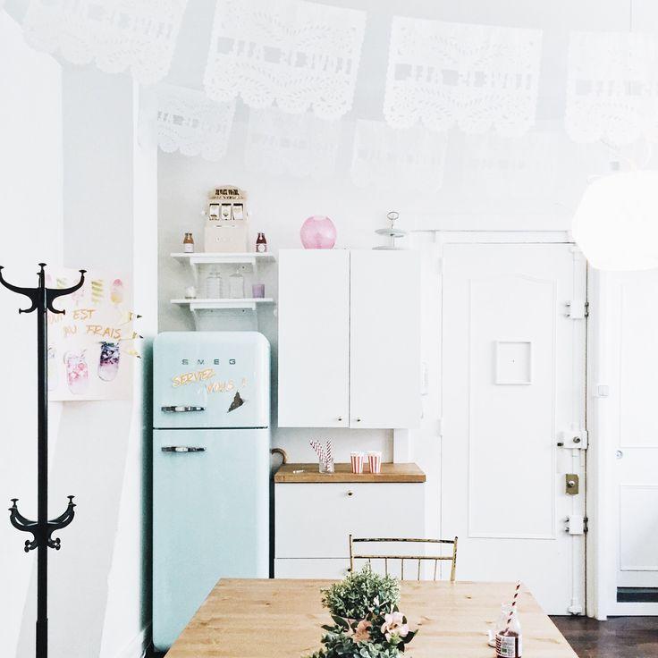 Les Meilleures Idées De La Catégorie Ikea Frigo Sur Pinterest - Cuisiniere smeg pour idees de deco de cuisine