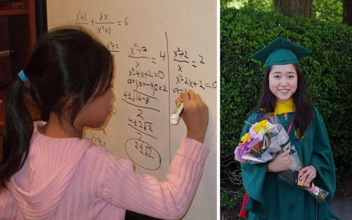 Вокруг света: Гений математики: 17-летняя девочка заканчивает одновременно и школу, и университет http://kleinburd.ru/news/vokrug-sveta-genij-matematiki-17-letnyaya-devochka-zakanchivaet-odnovremenno-i-shkolu-i-universitet/