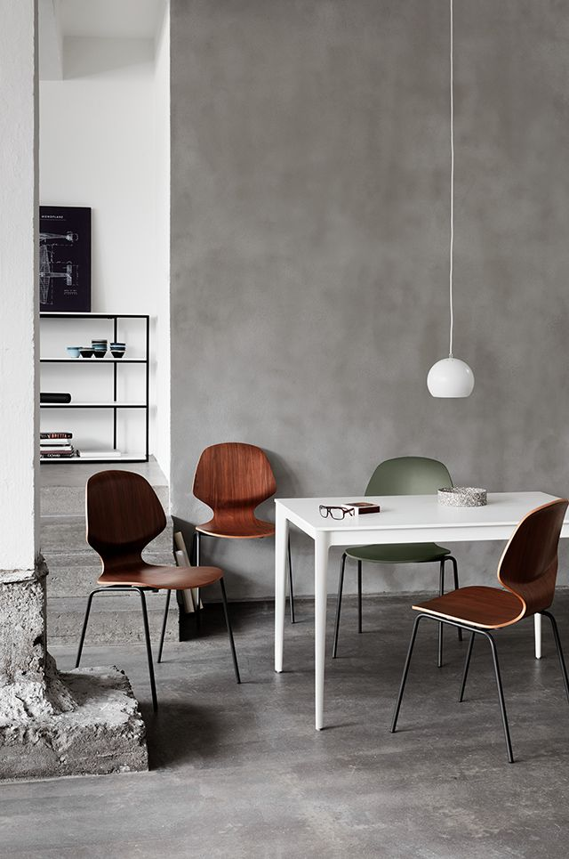 TDC: BoConcept Florence Dining Chair designed by Rene Hougaard