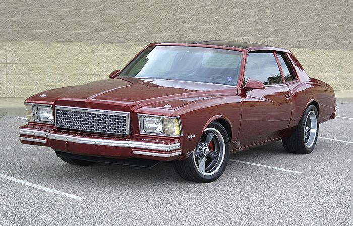 Catawiki online auction house: Chevrolet Monte Carlo - 1979