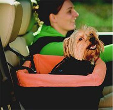 Kurgo SkyBox Booster Dog Car Seats