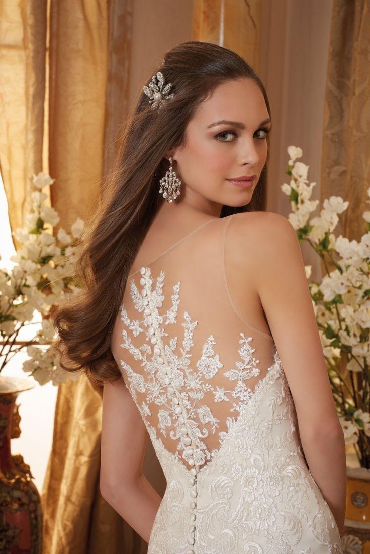 Wszystko o tym jak dobrać kolor sukni ślubnej do swojej cery - MORI LEE