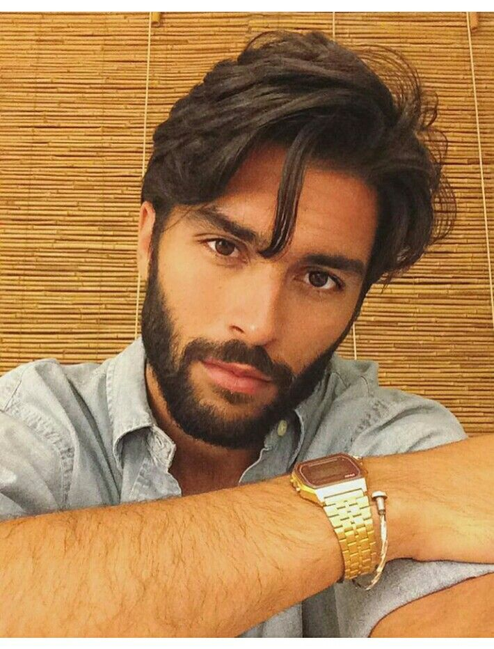 Marcello Alvarez  #Beard #Brazilian