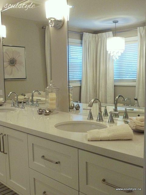 Mirrors remodelaholic.com #bathroom #mirrors