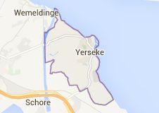 Map of yerseke