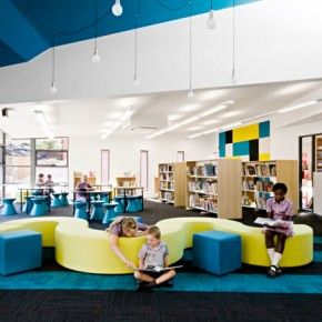 elementary learning commons
