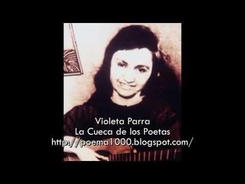 Violeta Parra, La Cueca de los Poetas