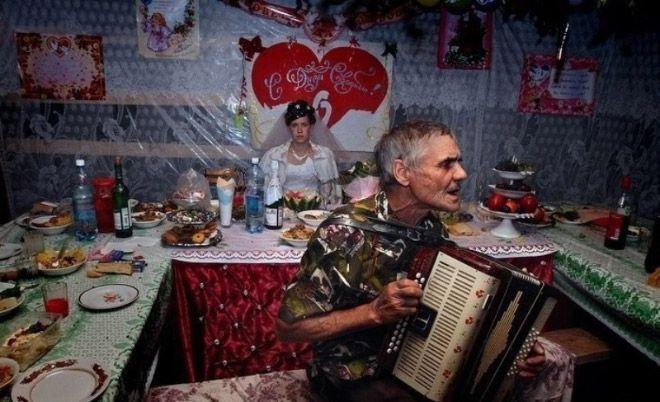 Traditional Russian Wedding
