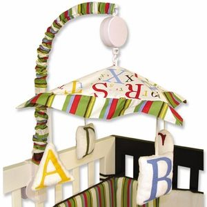 Dr. Seuss ABC mobile. Ages: Birth to 5 months - $36.36