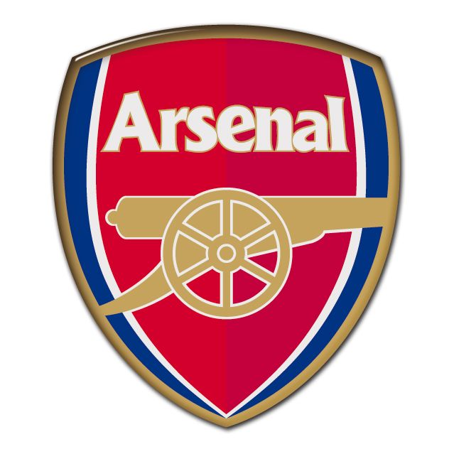 Matter of the heart. Domed resin strong magnet. Arsenal magnet!
