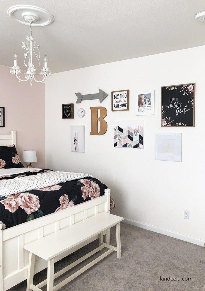 Darling Diy Wall Decor For Girl S Bedroom Wall Decor Bedroom