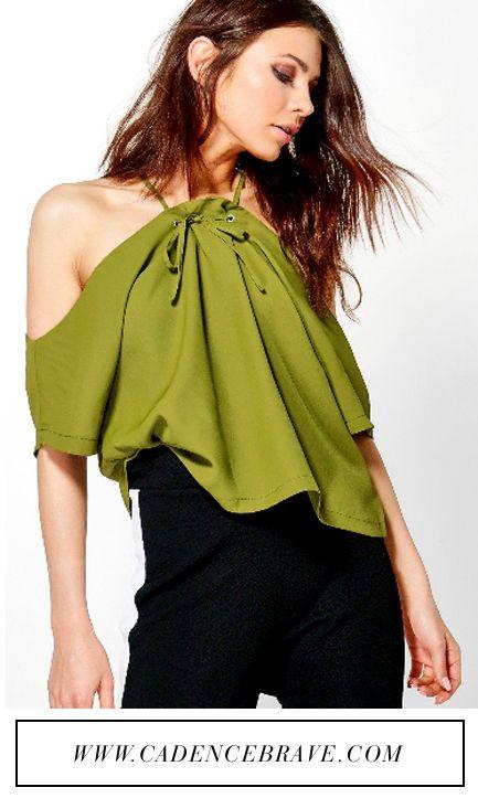 Tamara Tie Detail Cold Shoulder $22 | https://api.shopstyle.com/action/apiVisitRetailer?id=626260652&site=www.shopstyle.com.au&pid=uid3284-34523778-5