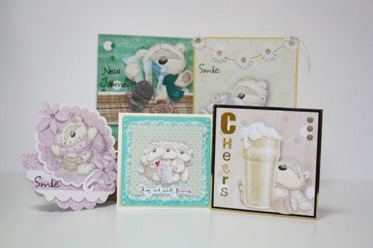 Cuddly Fizzy Moon bears on Daisytrail