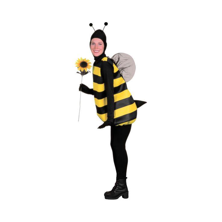 Halloween Women's Bumble Bee Costume, Black