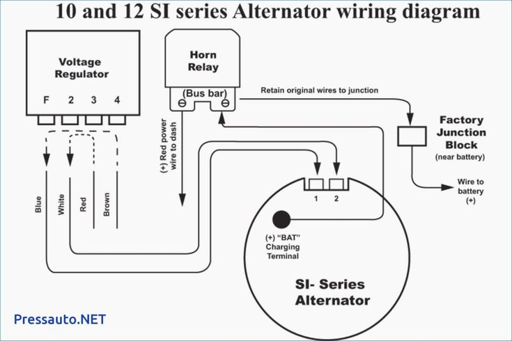 3 wire distributor wire diagram