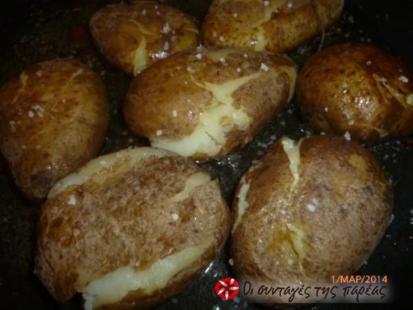 Τσακιστές πατάτες #sintagespareas