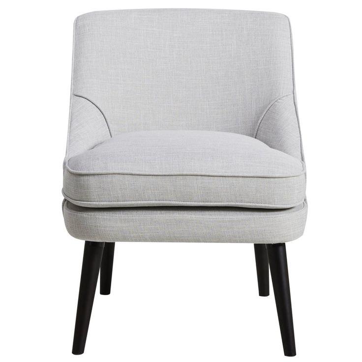 Dunturky Upholstered Accent Slipper Chair