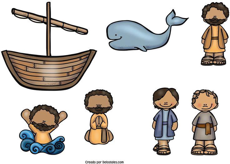 De los tales: Completa la escena- Jonás