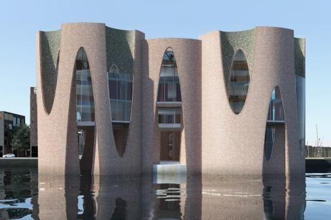 建築と芸術の境目はないとオラファー・エリアソンで感じた