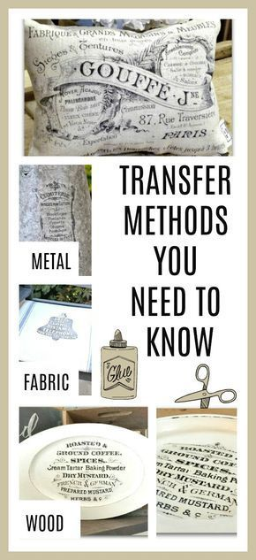 DIY Craft: If you're looking for the best transfer method for your next project look no further. I've tried 6 and I will show you what I know. <a href=