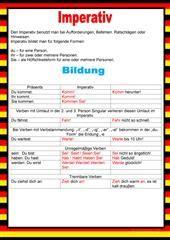 26 best Imperativ images on Pinterest   Deutsch, German language and ...