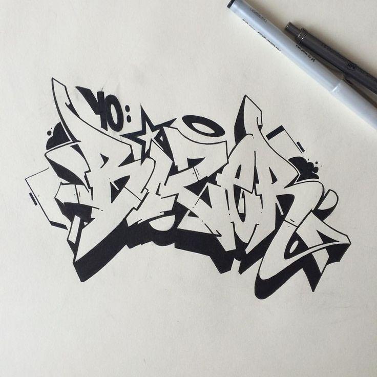 Die besten 25 graffiti text ideen auf pinterest - Graffiti ideen ...