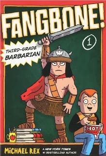 Michael Rex: Fangbone!