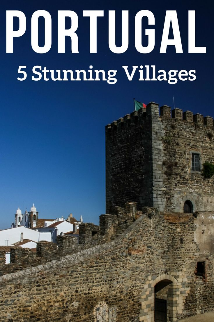 Portugal Travel - Discover in photos 5 of the most charming villages in Portugal: Obidos, Marvao, Monsaraz, Monsanto and Mertola. Located on hilltops they offer crazy structures or inspiring views... Have a look!           Portugal things to do   Portugal Travel Guide   Portugal Itinerary   Portugal Photography