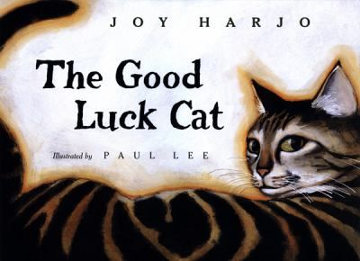 Because her good luck cat Woogie has already used up eight of her nine lives in narrow escapes from disaster, a Native American girl worries when she disappears.