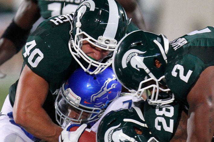 2013 Michigan State football's 10 things to know: Stats vs. eyeballs - SBNation.com #crippencars#MSU#football
