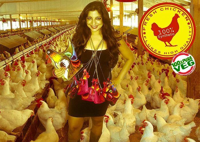 #chicker #rooster #sling Bag